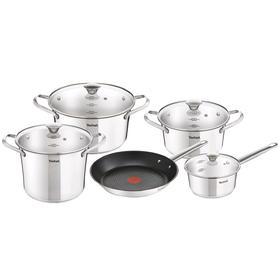 Набор посуды,Simpleo: ковш 1.4 л; сковорода 28 см; кастрюля 2.7/ 4.8 л