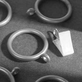 A set of curtains for No. 1 ring and 10pcs hooks 10pcs AU
