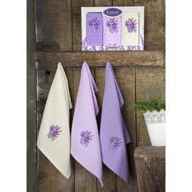 Набор полотенец Lavender, размер 45 x 65 см