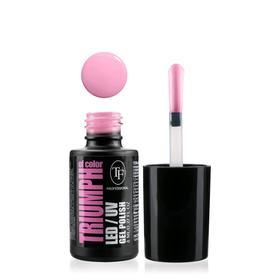 Гель-лак для ногтей LED/UV TF Triumph of Color, тон 541 дымчато-розовый