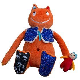 Мягкая игрушка «Гигант» 35 см