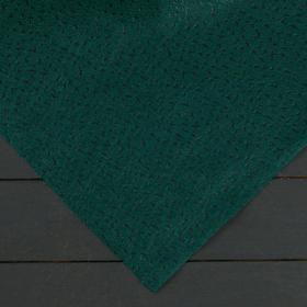 Материал укрывной, 1,6 × 6 м, плотность 100, с УФ-стабилизатором, малахитовый, «Спанграм Мульча»