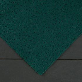 Материал укрывной, 1,6 × 12 м, плотность 100, с УФ-стабилизатором, малахитовый, «Спанграм Мульча»
