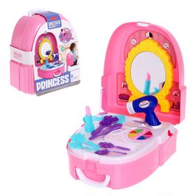 """Набор парикмахера в рюкзаке """"Маленькая принцесса"""""""