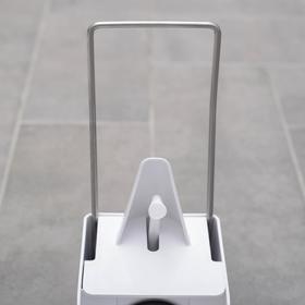 Диспенсер для антисептика/жидкого мыла локтевой, 1000 мл