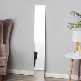 Зеркало, настенное, 20х120 см