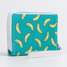Кошелёк Banana style 10х8,5х2 см