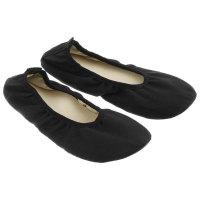 Ballet flats, color black, length of the insole 16.5 cm