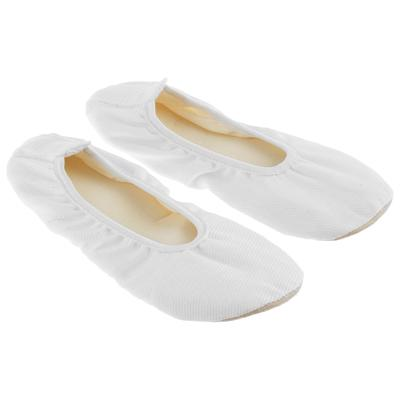 Ballet flats, color white, length of the insole 23 cm
