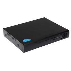 Видеорегистратор Si-Cam SC-HVR8, 8 каналов, AHD/TVI/CVI/CVBS, 4 Мп, 1080p