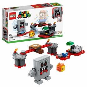 Конструктор LEGO Super Mario «Неприятности в крепости Вомпа», дополнительный набор