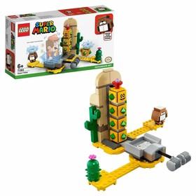 Конструктор LEGO Super Mario «Поки из пустыни», дополнительный набор