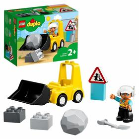 Конструктор Lego DUPLO «Бульдозер»