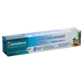 "Зубная паста Himalaya Herbals ""Total White"" Отбеливающий уход, 50 мл"