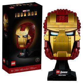 Конструктор Super Heroes Marvel «Шлем Железного Человека»