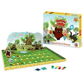 Настольная игра-панорама «Винни-Пух и Пятачок»