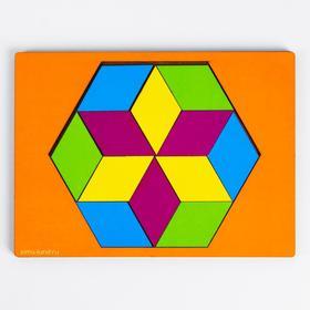 Головоломка «Шестиугольник»