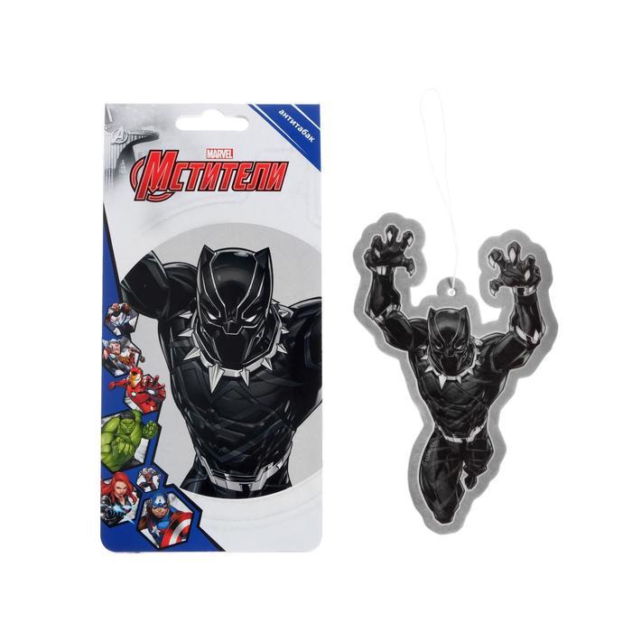 Ароматизатор подвесной Marvel Чёрная пантера, Антитабак