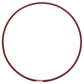 Hoop gymnastic, steel, d=75 cm, 700 g, MIX color