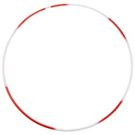 Обруч гимнастический, стальной, d=90 см, 900 г, цвета МИКС