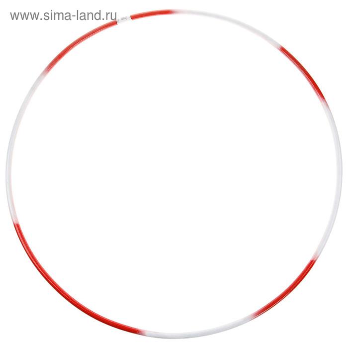 Обруч гимнастический, стальной, d=900 мм, МИКС
