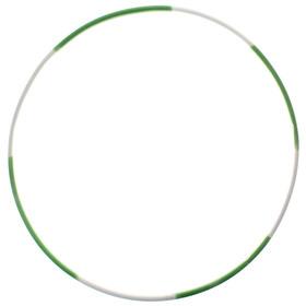 Обруч гимнастический «ЛЮКС», стальной, d=90 cм, толщина 2 см, 1,6 кг, цвета МИКС