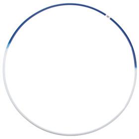 Обруч гимнастический «ЛЮКС», стальной, d=90 см, толщина 1,6 см, 1,3 кг, цвета МИКС