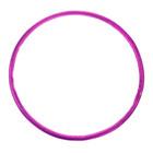 Hoop gymnastic COMFORT, steel, d=75 cm, 900 g, MIX color