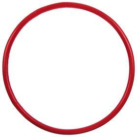 Обруч гимнастический утяжеленный «КОМФОРТ», d=90 см, ширина 4 см, 900 г, цвета МИКС