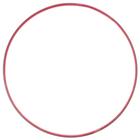 Hoop gymnastic, steel, d=110 cm, MIX