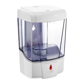 Диспенсер бесконтактный Playme HS-901, для антисептика и мыла, 600 мл, 4хАА