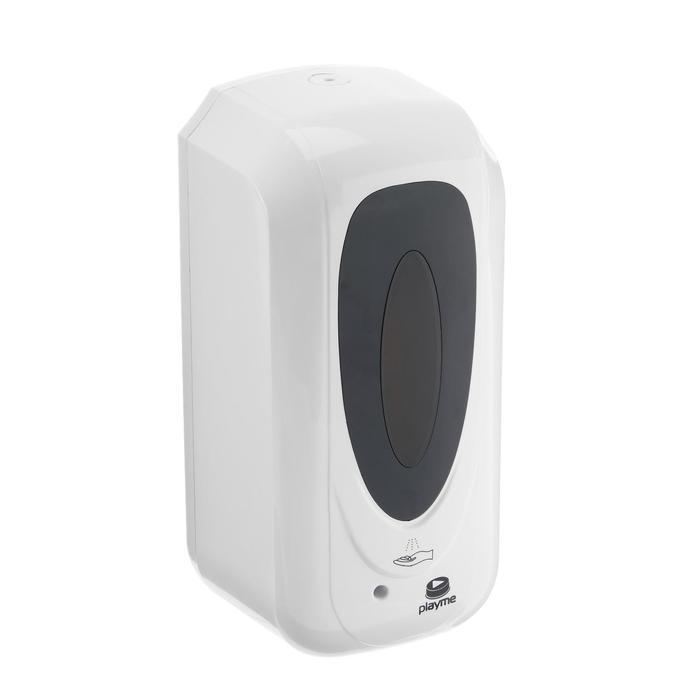 Диспенсер Playme HS-500, для антисептика, распыление, 1 л, от батареек/сети - фото 751223