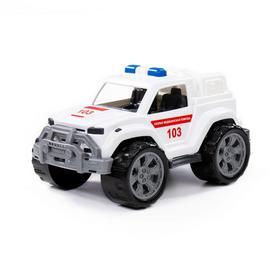 Автомобиль «Легион» скорая помощь (в сеточке)