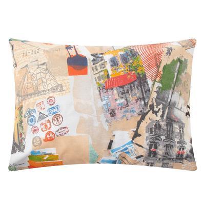 """Ethel pillowcase 50*70cm """"Journey"""", 100% cotton,calico,125 g/m2"""