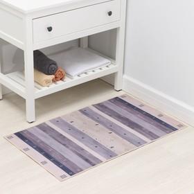 Коврик «Лесной», 60×100 см - фото 4652831