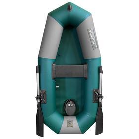 Лодка «Мурена» 200, цвет олива