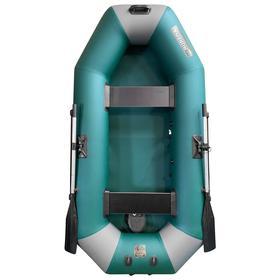 Лодка «Мурена» 250У, цвет олива