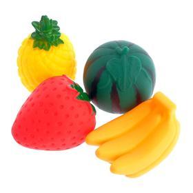 Набор продуктов «Фрукты» в сетке