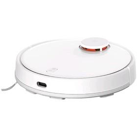 Робот-пылесос Xiaomi Mi Robot Vacuum-Mop SKV4110GL, 33 Вт, сухая/влажная уборка, 0.55 л