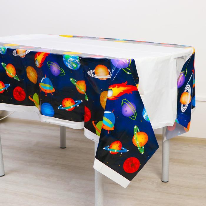 "Tablecloth ""Cosmos"", 137x220 cm"