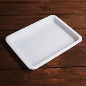 Tray A5 for drawing ebru