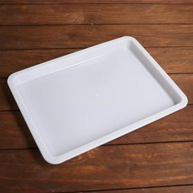 A4 tray for drawing ebru