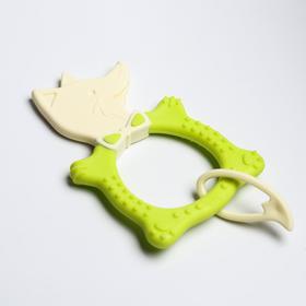 Универсальный прорезыватель FOX, цвет зелёный