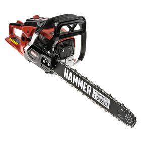 "Бензопила Hammer BPL5518C, 2.2 кВт/3 л.с., 55 см3, 18"", паз 1.5 мм, шаг 0.325"", 72 звена"