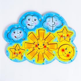 Игровой набор «Солнышко и его друзья»