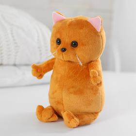 Мягкая игрушка «Котик Бисквит»