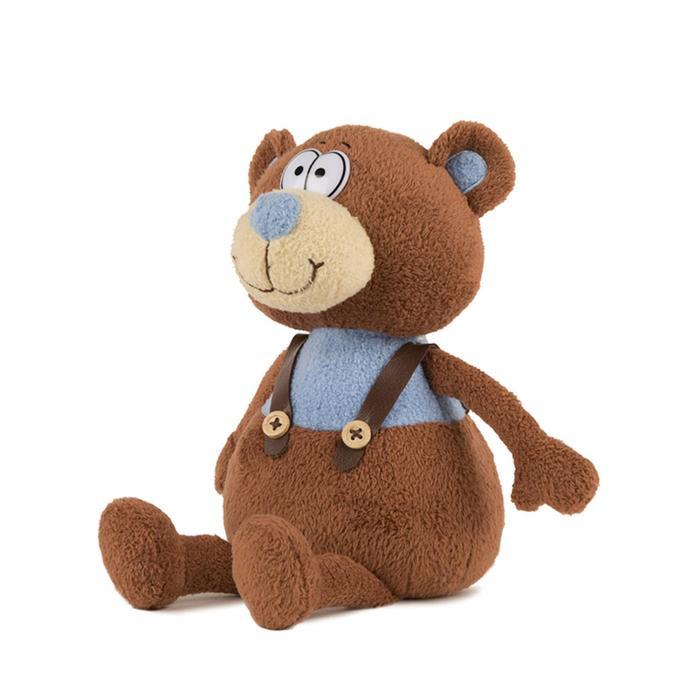 Мягкая игрушка озвученная «Медвежёнок Фимка», 20 см - фото 641441