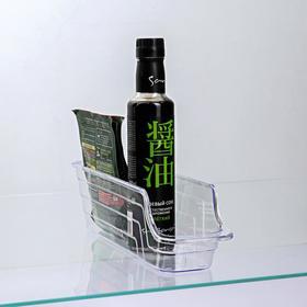 Органайзер для холодильника 32×7,5×8 см, цвет прозрачный
