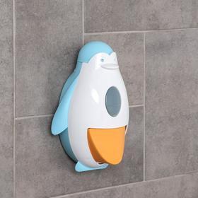 {{photo.Alt || photo.Description || 'Дозатор для жидкого мыла QLux «Пингви», 800 мл, цвет МИКС'}}