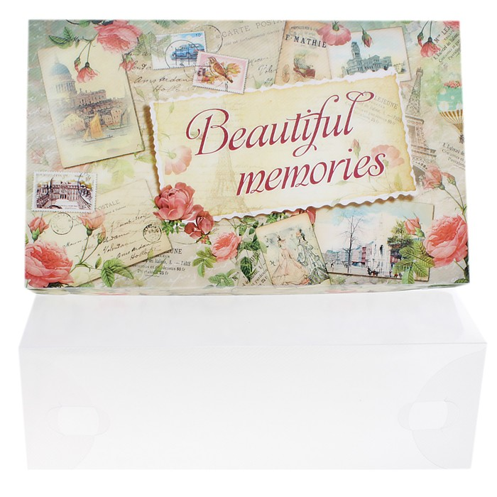 "Коробка для хранения ""Beautiful memories"""